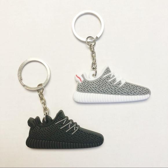 adidas shoe keyring